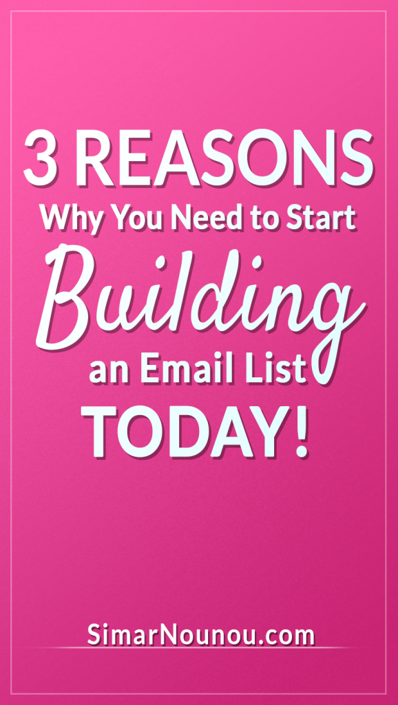 Email List Building Today