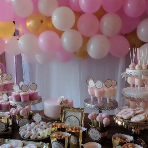 My Lovely Baby Shower