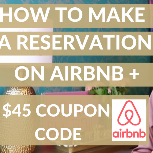 Airbnb Coupon code 2019